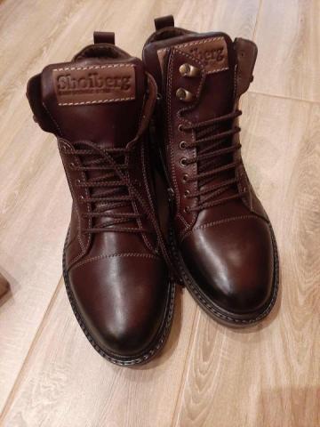 Продаю новые ботинки Shoiberg, - 1