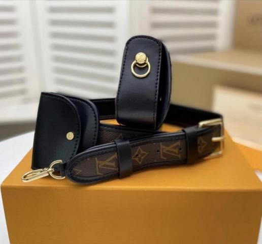 Новая кожаная сумка Louis Vuitton - 2