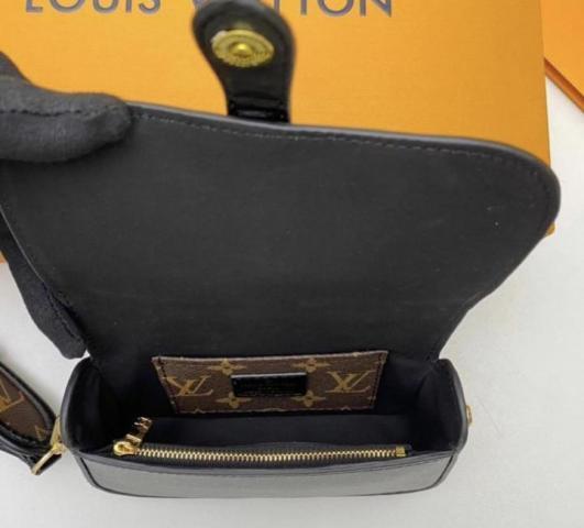 Новая кожаная сумка Louis Vuitton - 3