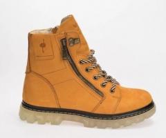 Зимние ботинки,натуральный нубук и мех - Изображение 2