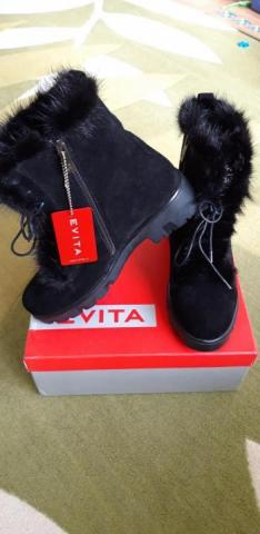 Новые высокие ботинки бренда EVITA - 1
