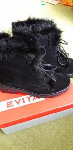 Новые высокие ботинки бренда EVITA - 5