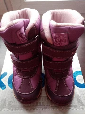 Продам Зимние ботинки Kapika - 1