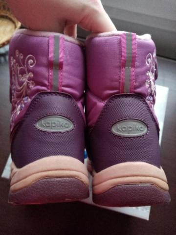 Продам Зимние ботинки Kapika - 2