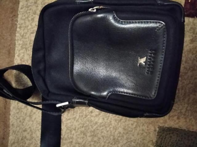 Продам мужская сумка фирменная - 1