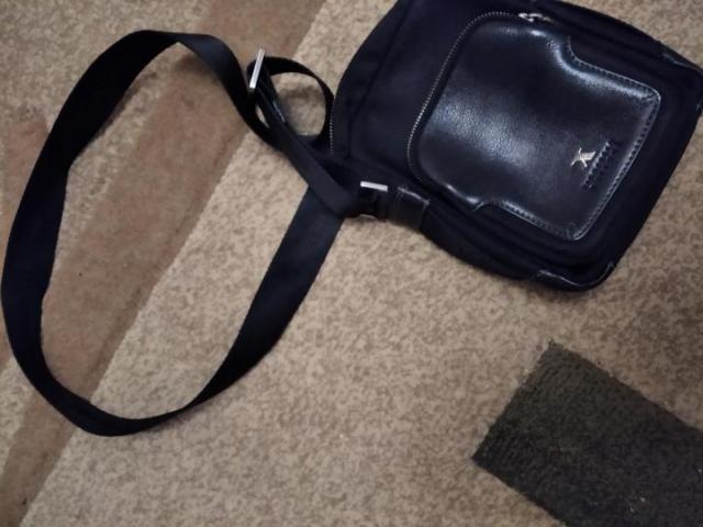 Продам мужская сумка фирменная - 2