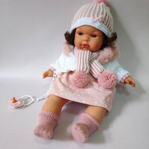 Продам Испанская кукла Llorens - 1
