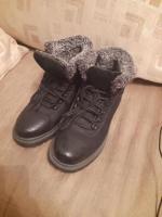 Продам мужские зимние ботинки - Изображение 1