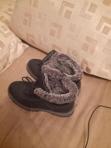 Продам мужские зимние ботинки - 2