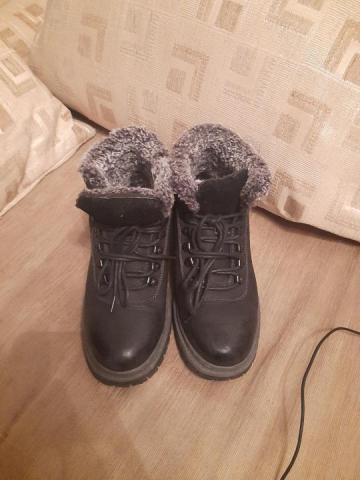Продам мужские зимние ботинки - 3