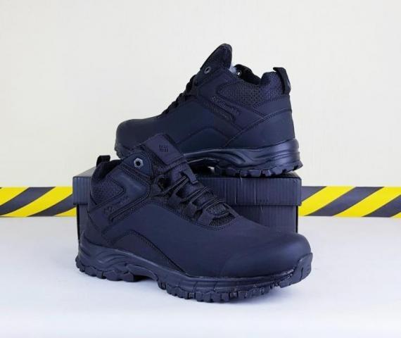 Продам Зимние мужские нубук ботинки Columbia - 1