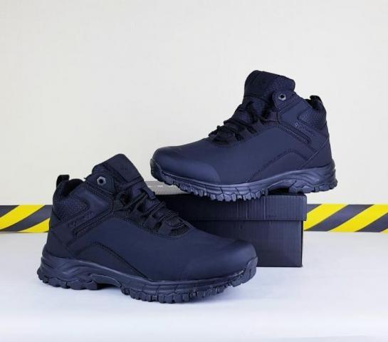 Продам Зимние мужские нубук ботинки Columbia - 2