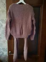 Продам вязаный костюм - Изображение 2