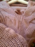 Продам вязаный костюм - Изображение 3