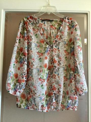 Продам Блузы Zara размер L - 3