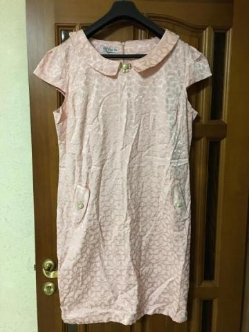 Продам платье нежно-розовое - 1