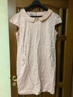 Продам платье нежно-розовое
