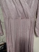 Платье нарядное плиссе - Изображение 1