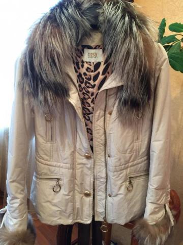 Продам куртку ф-мы Orsa - 1