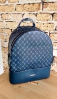 Синий рюкзак - Изображение 1