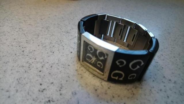 Продам часы  сталь+керамика /Часы GUESS женские - 2