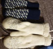 Зимня шапка для девочки - Изображение 4