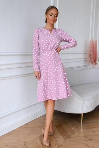 Продам платье  из трикотажного хлопка - 1