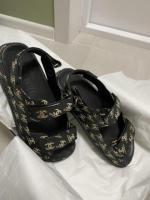 Продам сандали Chanel оригинал - Изображение 1