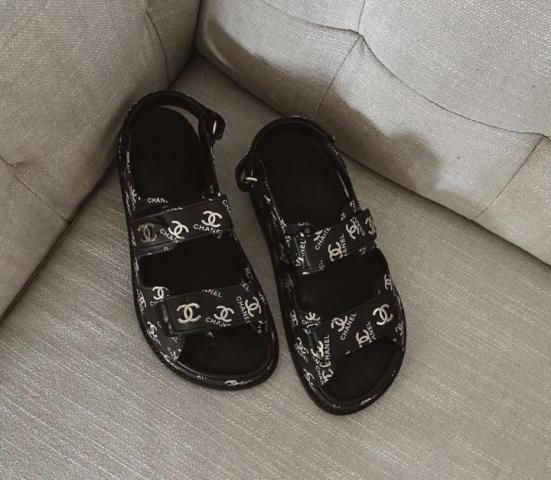 Продам сандали Chanel оригинал - 3