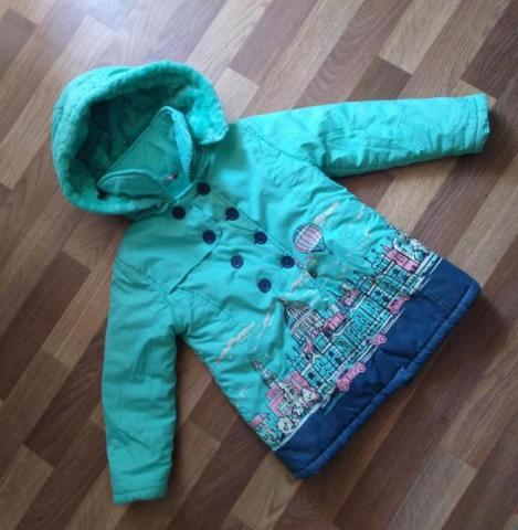 Продам утепленная куртка-пальто фирмы Pelican - 1