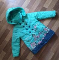 Продам утепленная куртка-пальто фирмы Pelican - Изображение 1