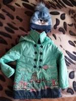 Продам утепленная куртка-пальто фирмы Pelican - Изображение 4
