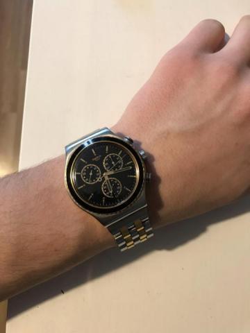 Часы SWATCH (Швейцария) Ограниченная коллекция - 1