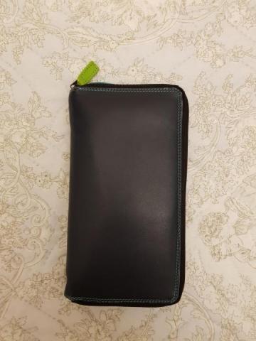 Продам кошелек большой кожаный - 4