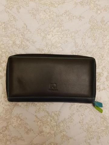 Продам кошелек большой кожаный - 5