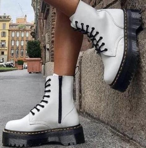 Продам Ботинки Мартинсы - 1