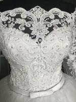 Продам новое шикарное пышное платье со шлейфом - Изображение 3