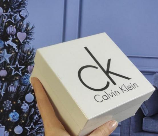Продам мужской кожаный ремень Calvin Klein - 3