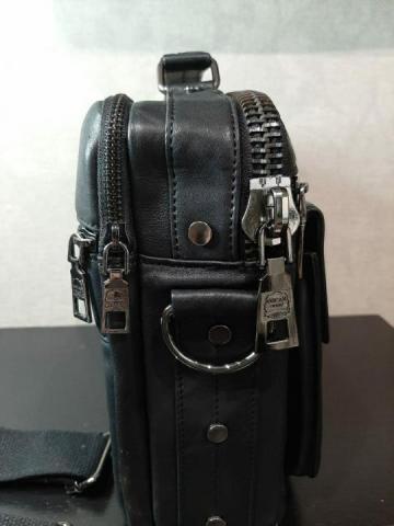 Продам сумку мужскую из натуральной кожи - 2