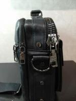 Продам сумку мужскую из натуральной кожи - Изображение 2