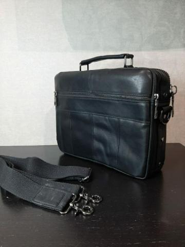 Продам сумку мужскую из натуральной кожи - 3