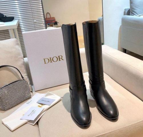 Продам Сапоги Dior - 1