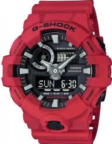 Продам мужские часы Casio GA-700-4A - 1