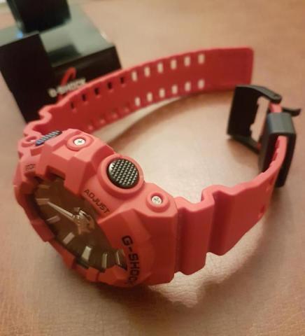 Продам мужские часы Casio GA-700-4A - 3