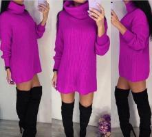 Продам очаровательный свитер-тунику