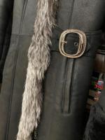 Продам дубленку с мехом чернобурки - Изображение 3