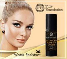 Pure Foundation тональный крем с ультра маскирующим эффектом - Изображение 2