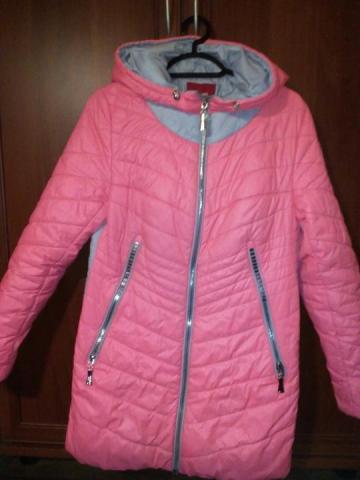 Продам  удлененную куртку - 1
