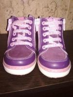 Продам ботиночки для девочки - Изображение 1