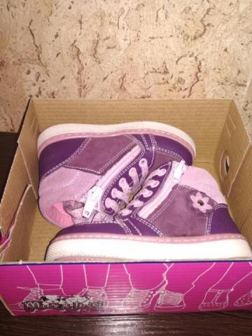 Продам ботиночки для девочки - 2
